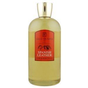 Geo F Trumper Spanish Leather Large Hair & Body Wash by Geo F. Trumper