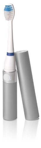 Violife Slim Sonic Toothbrush, Silver by VIOlife (Image #2)