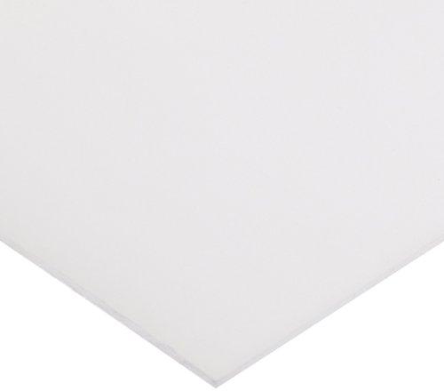 LDPE (Low Density Polyethylene) Sheet, Opaque Off-White, Standard Tolerance, ASTM D4976, 0.03
