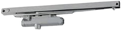 LCN 3133-STD LH AL Closer Concealed Lh Aluminum by Lcn