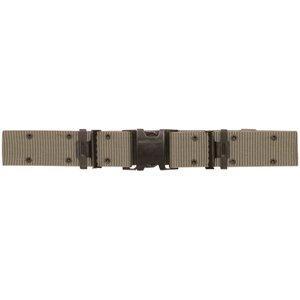 UPC 099598512200, Fox Outdoor Nylon Pistol Belt - Quick Release Buckle, Foliage Green