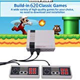 Classic Mini Game Consoles Classic Game Consoles Built-in 620 Games Video Games Handheld Game PlayerAV Output,8-Bit