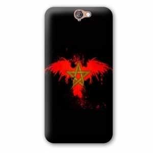 Amazon.com: Case Carcasa HTC One A9 Maroc - - Aigle N ...