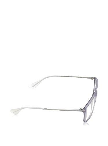 Ray-Ban Matthew Eyeglasses RX7021 5496 Iridescent Azure 55 14 140