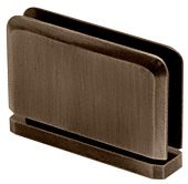 C.R. LAURENCE PPH01BBRZ CRL Brushed Bronze Prima 01 Series Top or Bottom Mount Hinge by C.R. Laurence