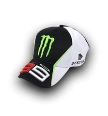 pas mal e33e3 1fe5a Jorge Lorenzo Monster Sponsor Casquette, MotoGP, 99, Yamaha ...
