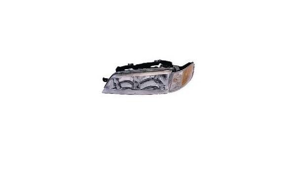 Depo 317-1106R-AFC Honda Accord Passenger Side Headlight Combination Assembly