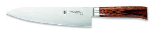 Tamahagane San SN-1105H - 8 inch, 210mm  Chef's Knife by Tamahagane
