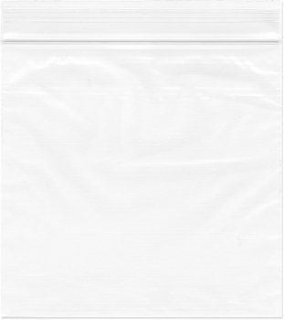 5'' x 5'', 2 Mil (Case of 6,000) Zipper Reclosable Plastic Bags by Plymor