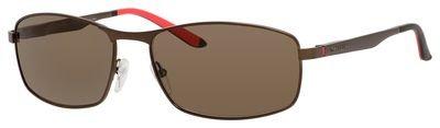 Carrera 8012/S Sunglasses Semi Matte Brown/Bronze ()