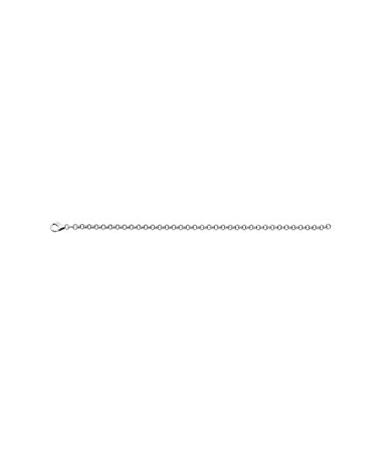 OR by Stauffer - Bracelet mailles jaseron or gris 375/1000 by Stauffer