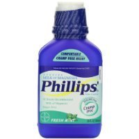 Phillips' Fresh Mint Milk of Magnesia Liquid, 26oz Bottle (Pack of - Mint Magnesia