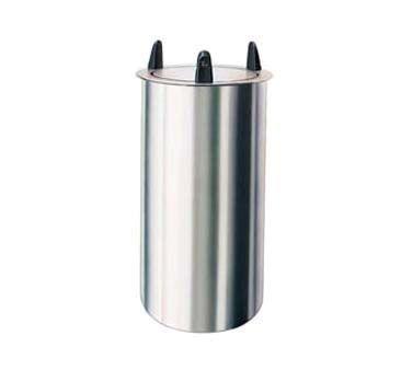 Lakeside 5000 Tubular Drop-in Dish Dispenser, Max Dish Size 5