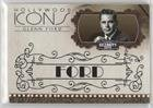 Glenn Ford #/200 (Trading Card) 2008 Donruss Americana Celebrity Cuts - Hollywood Icons #HI-GF (2008 Icon)
