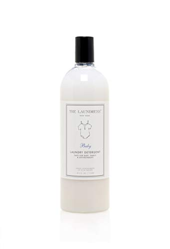 The Laundress - Laundry Detergent, Baby Scented, Allergen-Free, Tough on Stains & Gentle on Skin, 33.3 fl oz, 64 Washes