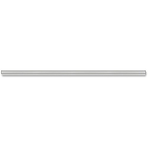 Balt 505S4 Best-Rite Display Rail, Tackless, 1''x48'', Aluminum by Balt