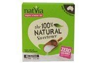 Natvia 100% Natural Sweetener, 40 Count (Pack of 4)