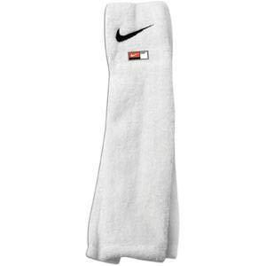 Nike Football Towel (White Black)