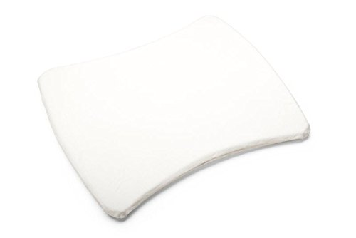 Stokke Care Terry Cover, White - Bed Terry Oval