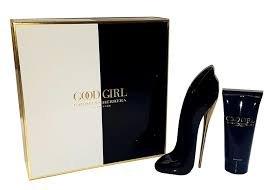 (Good Girl by Carolina Herrera 2 Pieces Eau de Parfum Set (2.7 oz EDP & 3.4 oz Body Lotion))