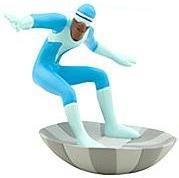 Disney / Pixar The Incredibles Exclusive 3.5 Inch LOOSE PVC Figure -
