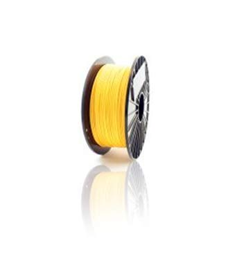 Trad3D 1.75mm ABS 3D Printer Filament (Yellow) for UPGRADED Creality Ender 3 DIY 3D Printer with Resume function