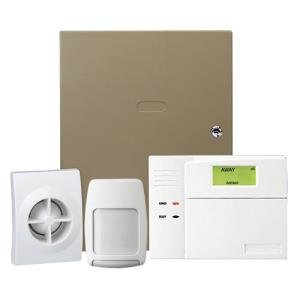 VISTA 20P Kit Bundle with 6150 Keypad, WAVE2, IS335 PIR, 3 7939WGWH Contacts by Honeywell by Honeywell