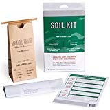 Soil Kit Soil Test Kit -Discover Your Lawn and Garden Fertility with PH Meter, Moisture, Nutrient and Mineral Analysis. Savvy Results Provide Custom Fertilizer Prescription for Your Yard and Grass