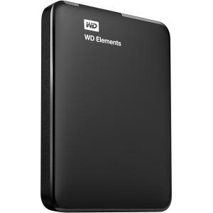 Wd Elements Portable External Hard Drive (WDBUZG7500ABK-NESN) (Vista Drive Buena)