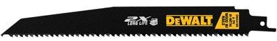 9u0022 6TPI 2X Recip Blade 5pk