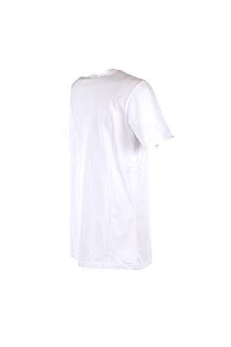M6930e6433902 2xl Uomo Alessandrini shirt Estate 2019 Bianco Daniele Primavera T gYqSf