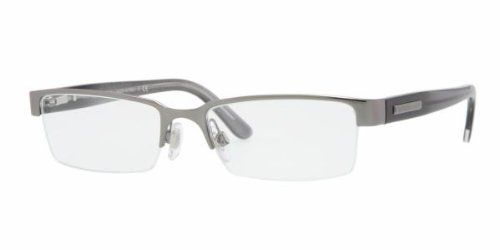 Burberry Eyeglasses BE 1156 GREY 1003 - Men Shades Burberry
