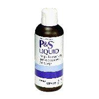 P et S Liquid Hair Pour contrôler les pellicules et le psoriasis - 8 Oz