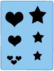 face-painting-stencil-quickez-hearts-stars-group-24