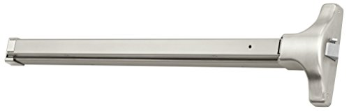 Yale 2100-36 x 630 2100 Rim Exit Device for 36'' Door, 630 Satin Stainless Steel Finish by Yale