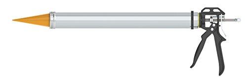 Albion Engineering B12B30 B-Line Manual Bulk Caulking Gun, 30 oz, 12:1 Drive ()
