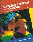 img - for Effective English for Colleges by Jack E. Hulbert (1996-10-14) book / textbook / text book