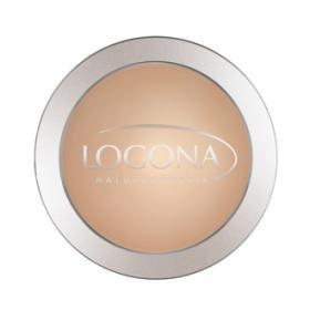 Logona Make-Up Perfect Finish No. 03, Medium Beige, 0.072 Fluid Ounce
