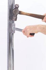 Kiene Diesel Accessories KEI-K-1311 Door Track Straightener - 1 in. by Kiene Diesel Accessories