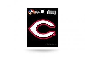 MLB Cincinnati Reds Short Sport Decal