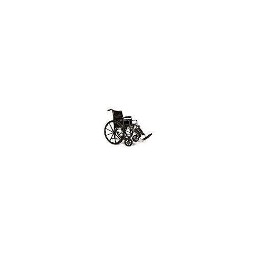 Traveler SE Wheelchair - Seat Size: 16 x 16, Legrest: Swinga