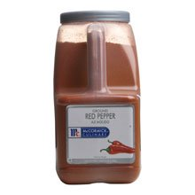 McCormick Ground Red Pepper - 5 lb. container, 3 per case by McCormick (Image #1)