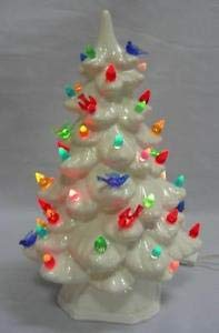 Pelton Crafts Ceramic Christmas Tree Mother Of Pearl Finish Buy