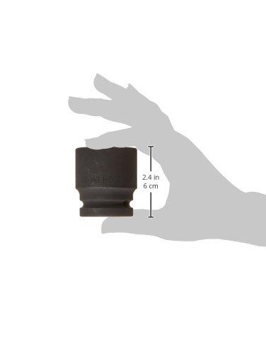 Sunex 0446 3//4-Inch Drive 1-7//16-Inch Impact Socket Sunex International
