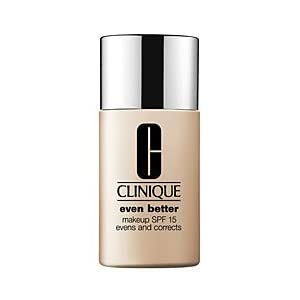 Clinique Even Better Makeup Broad Spectrum Spf15 Evens & Correct Foundation, 1 Ounce, Fair