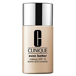 Clinique Even Better Makeup Broad Spectrum Spf15 Evens & Correct Foundation, 1 Ounce, Fair