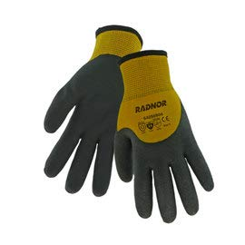 Radnor Small 13 Gauge HPPE Cold Weather Cut Resistant Gloves and 7 Gauge Acrylic Terry Liner (14 Pairs) by Radnor Safety (Image #1)