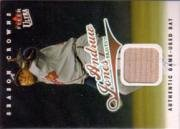 2004 Ultra Season Crowns Game Used #10 Andruw Jones Bat Jsy /399 Near Mint/Mint
