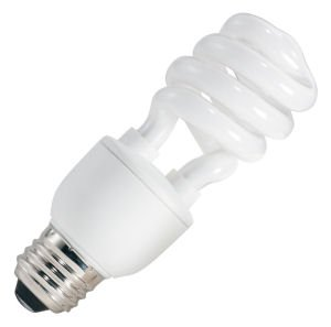 - Philips 137158 - EL/MDT 27W Twist Medium Screw Base Compact Fluorescent Light Bulb