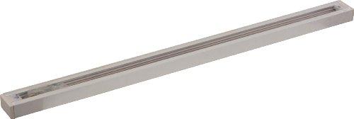 Liteline TK6008-WH 8-ft Single Circuit Track, 120V,  White by Liteline Corporation